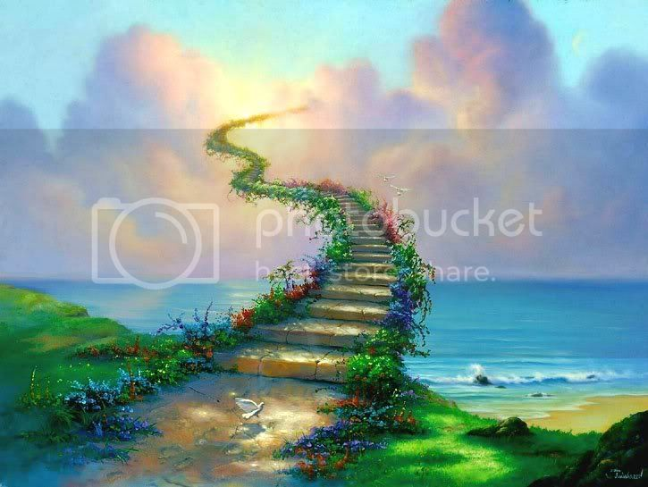 pathway ro heaven Pictures, Images and Photos