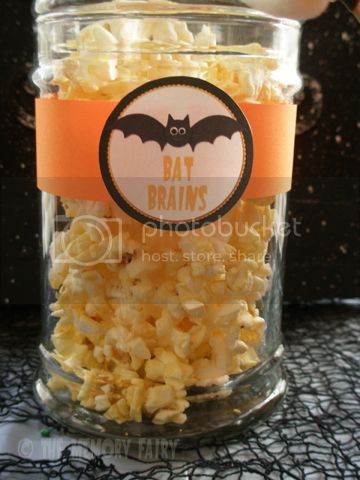 Bat Brains (popcorn) image by The Memory Fairy ©2012