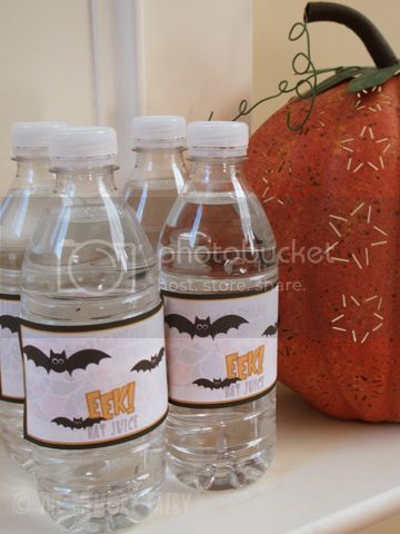 Bat Juice Water bottle image by The Memory Fairy ©2012