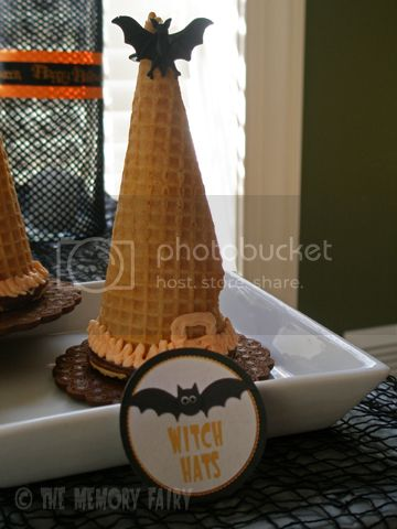 A Bats Best Friend Witch Hat image by The Memory Fairy ©2012